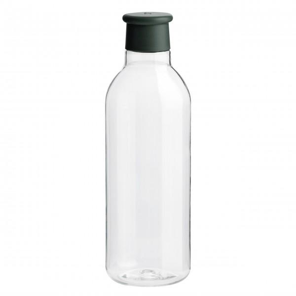"""Stelton Rig-Tig Wasserflasche """"DRINK-IT"""" - 0,75L (Dunkelgrün)"""