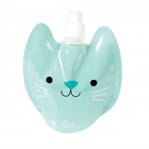 Süße Katzen-Trinkflasche für Ihre Kleinen