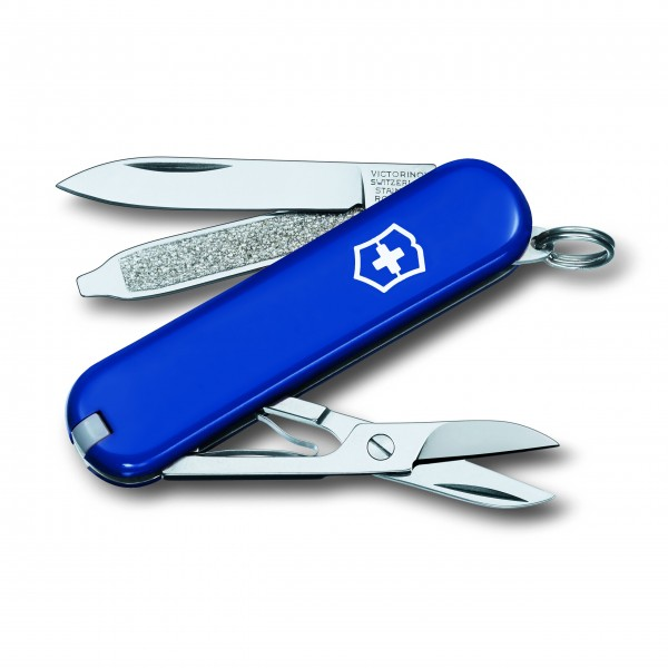 """VICTORINOX kleines Taschenwerkzeug """"Classic SD"""" (blau)"""