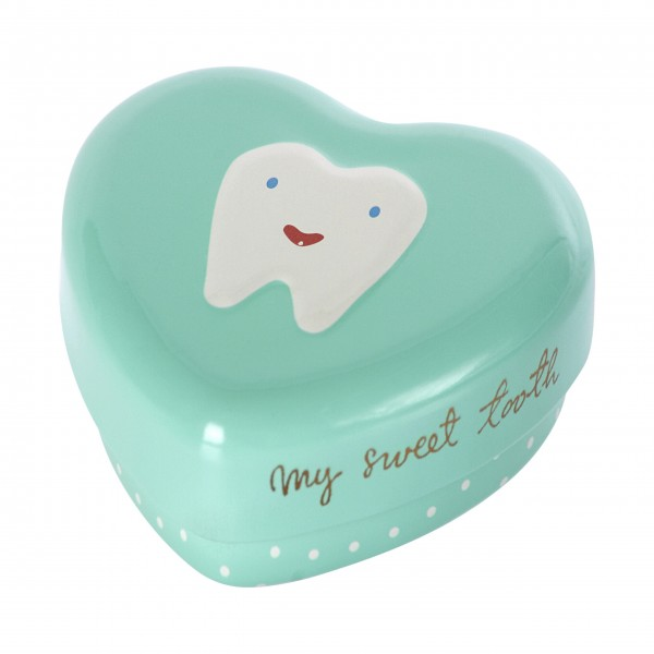"""Maileg Zahndose """"My Tooth box"""" (Blau)"""