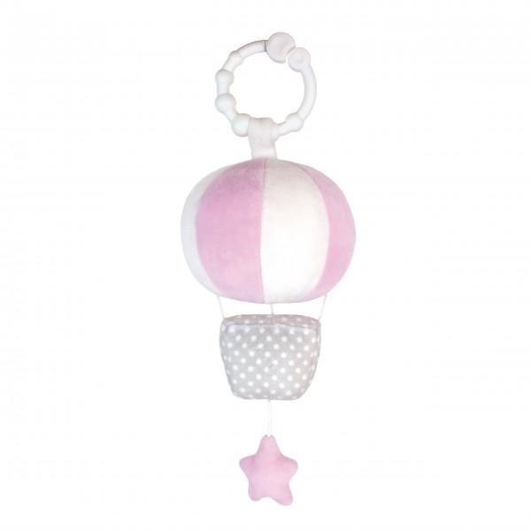 JaBaDaBaDo Spieluhr Ballon (Rosa)