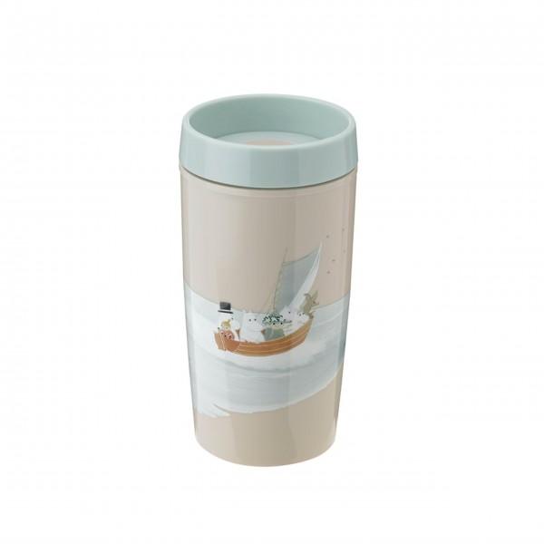 Wundervoller To-Go Becher aus der Moomin Familie von Stelton