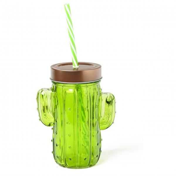 Kaktus-Trinkgefäß von QUAI SUD