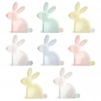"""Pappteller """"Bunny"""" von Meri Meri"""