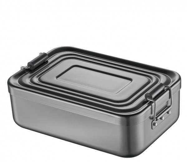 KÜCHENPROFI Lunchbox, 23 cm, anthrazit