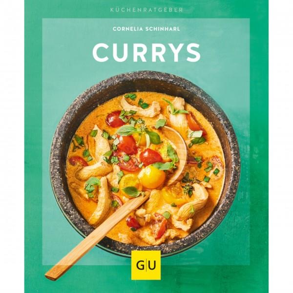 Currys - für jede Jahreszeit und jeden Anlass das passende Curryrezept zur Hand