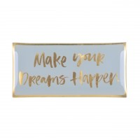 "Gift Company Glasteller L ""Make your dreams happen"""