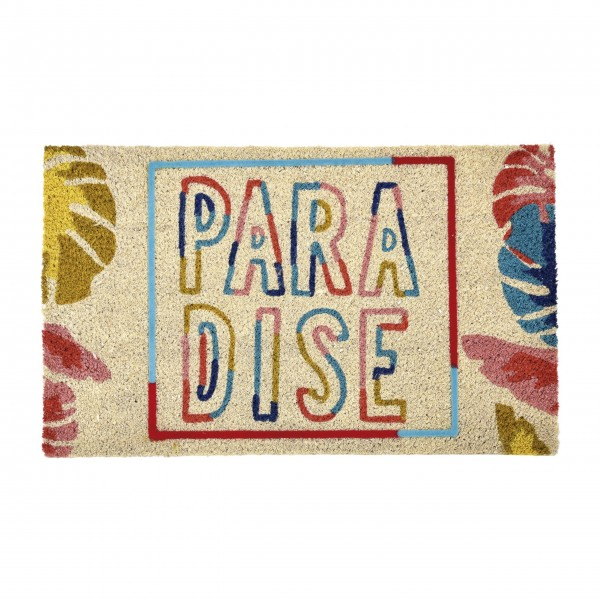 "PAD Fußmatte ""COAST - Paradise"""