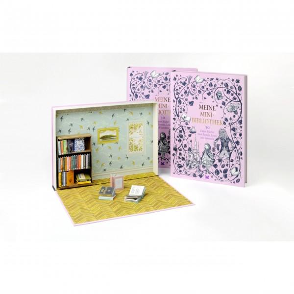 """Kinderbücher """"Meine Mini-Bibliothek"""" von Laurence King"""