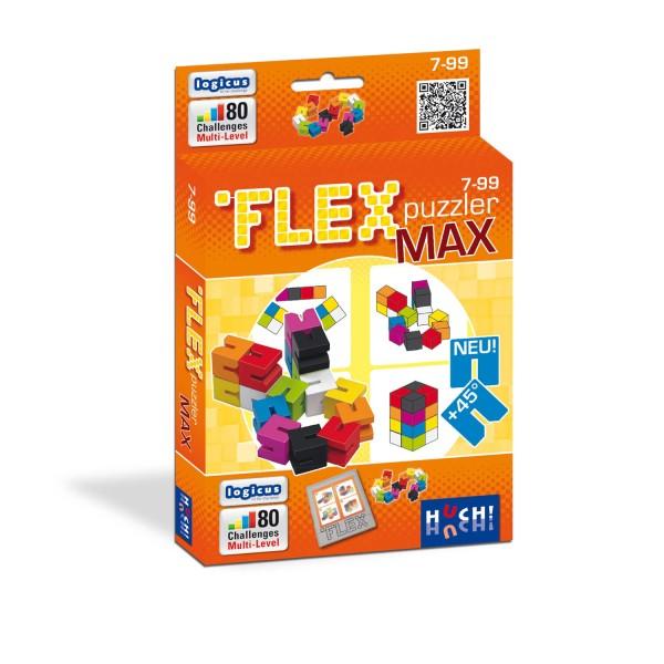Logikspiel Flex Puzzler MAX von HUCH!
