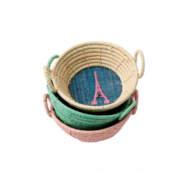 Welcher Korb ist ihr Favorit? Drei Rice-Designs auswählbar