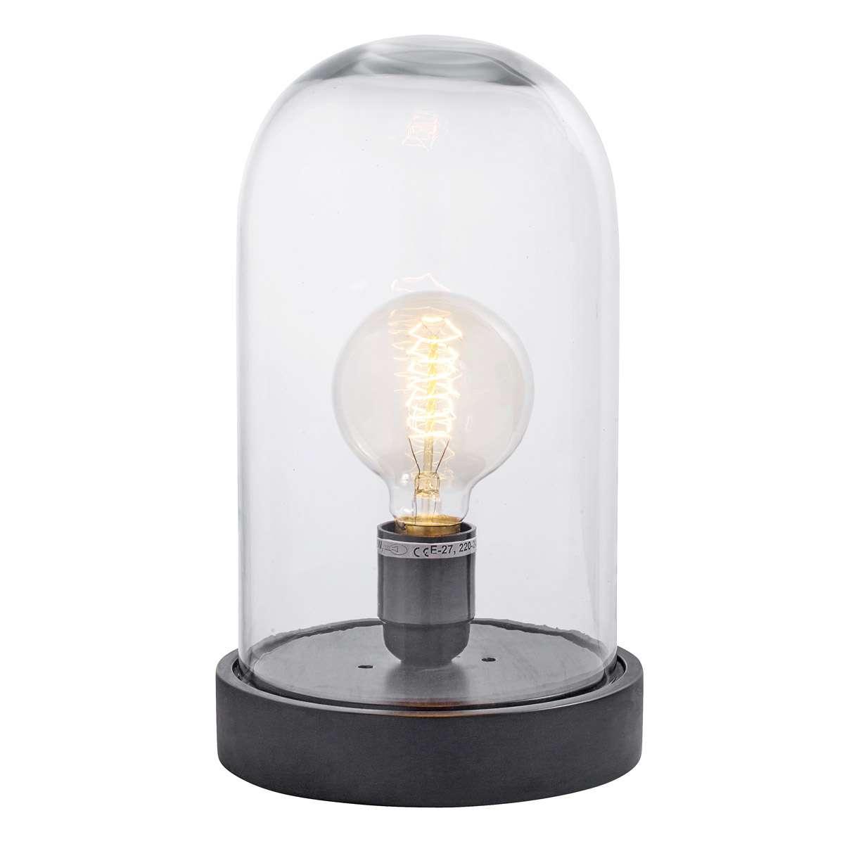 Nordal - Kleine stylische Tischlampe \
