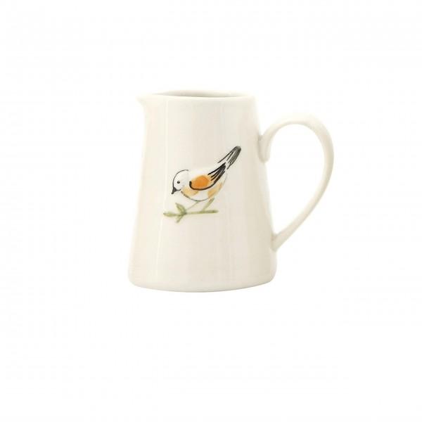 """Milchkännchen mit Vogel m. Blick nach unten """"Gatherings"""" von Creative Collection by Bloomingville"""