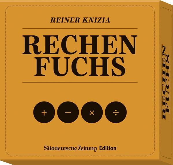"""Lernspiel """"Rechen-Fuchs"""" Süddeutsche Zeitung Edition"""
