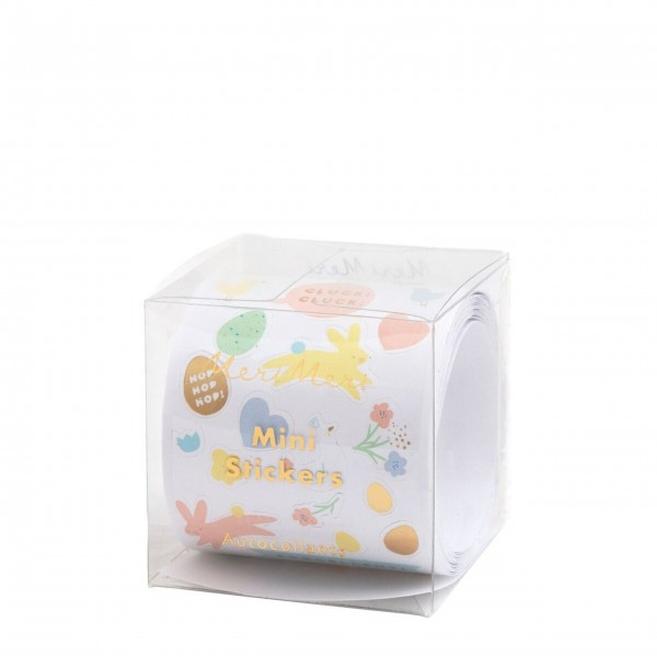 Easter Mini Sticker Roll von Meri Meri