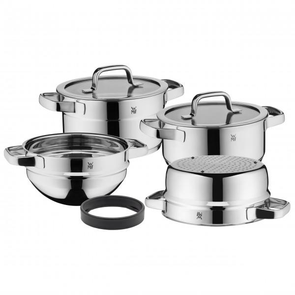 "WMF Topf-Set ""Compact Cuisine"" - 4 tlg. (Metallic)"