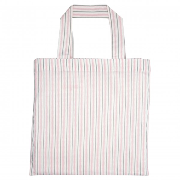 "GreenGate Kinder-Bettbezug ""Sari"" (pale pink) - 100x140cm - in Stofftasche"