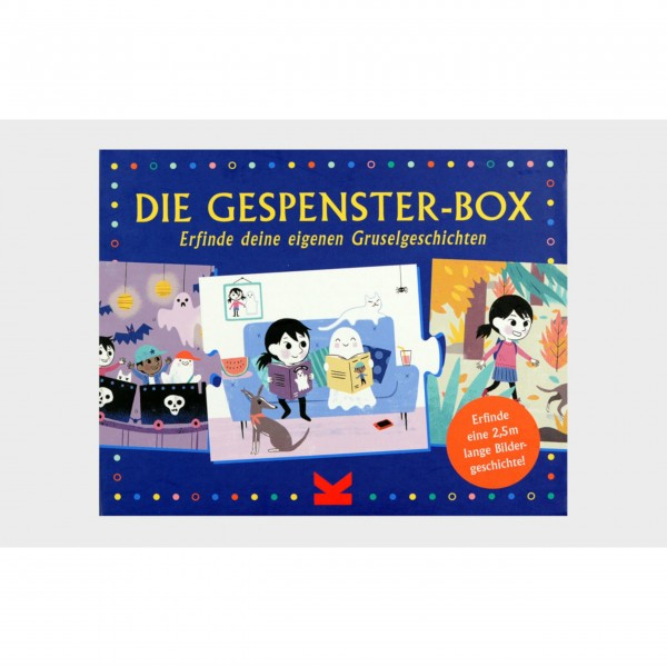 "Laurence King Kinderspiel ""Die Gespenster-Box"""