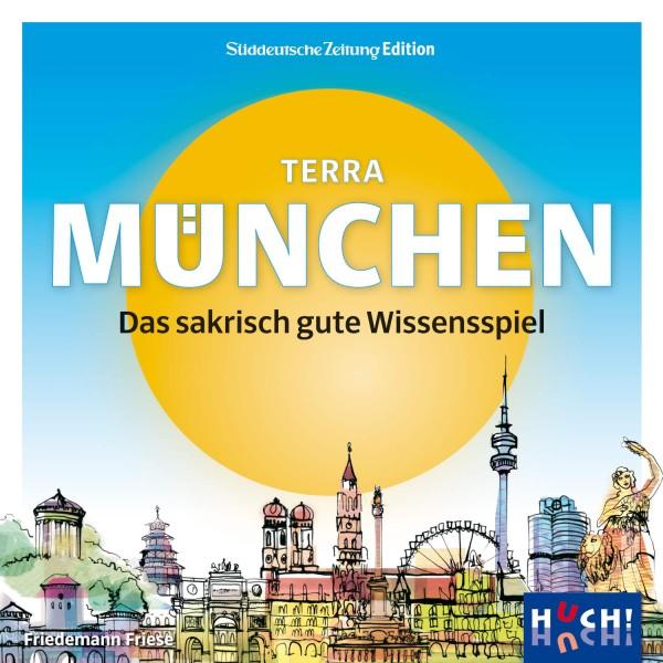 Gesellschaftsspiel Terra München von HUCH!