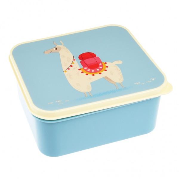 """Lunchbox """"Dolly Llama"""" von Rex LONDON"""