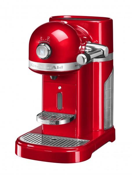 Was gibt es schöneres als den Duft von frischem Kaffee am morgen. Genießen Sie am Morgen Ihren Kaffee mit der KitchenAid Nespressomaschine