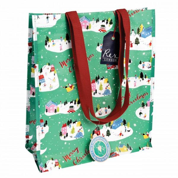 Süße Tasche zur Weihnachtszeit: von Rex LONDON