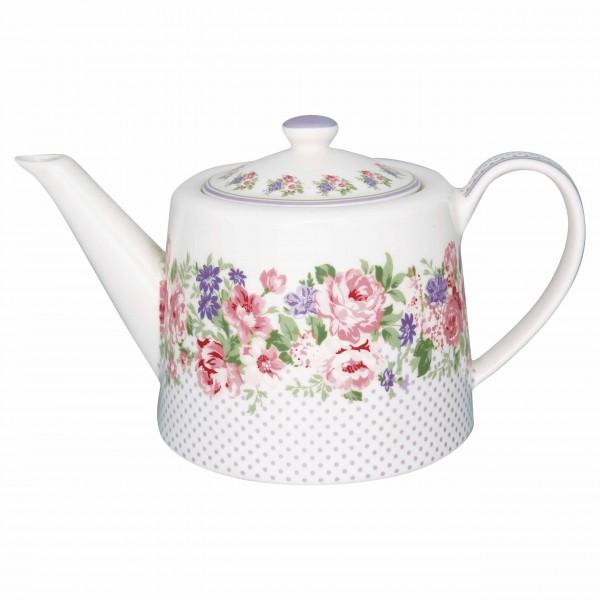 Verspieltes Design, klassische Form: Teekanne von GreenGate