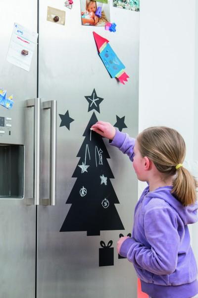 """DONKEY Aufkleber """"Weihnachtsbaum"""""""