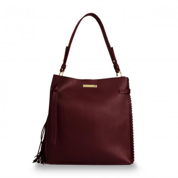 """Handtasche """"Florrie"""" (Rot) von KATIE LOXTON"""