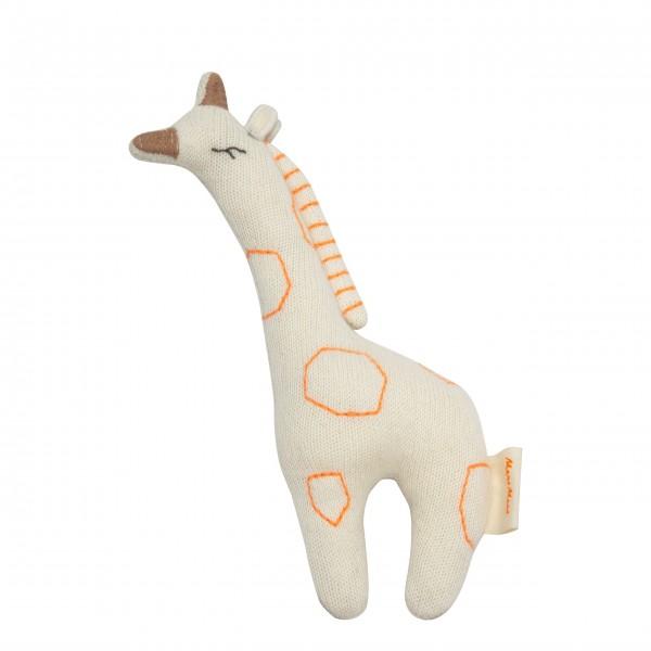"Rassel ""Giraffe"" von Meri Meri"