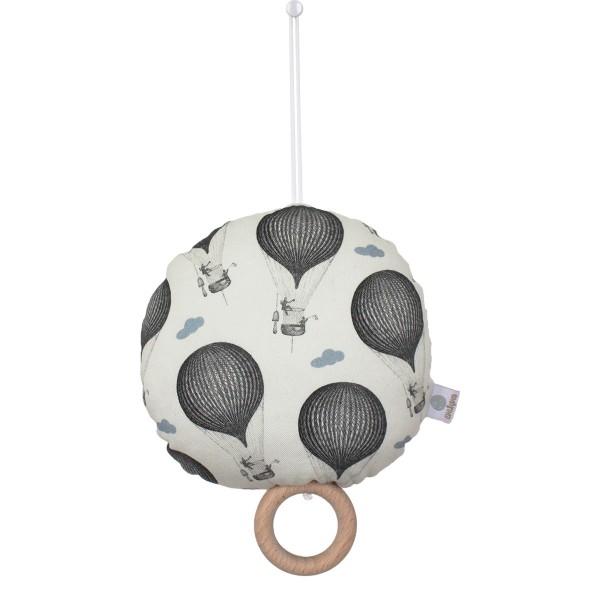 """Spieluhr """"Heißluftballon"""" von ava & yves"""
