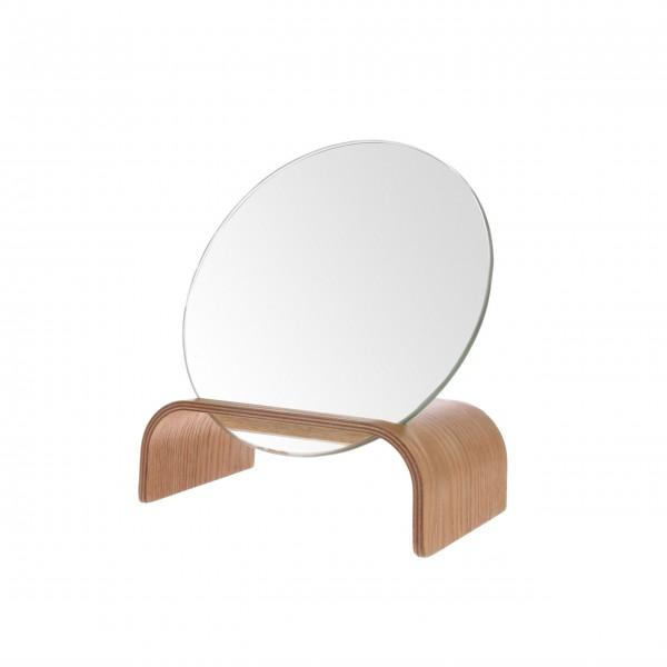 Spiegel mit Holzständer von HKliving