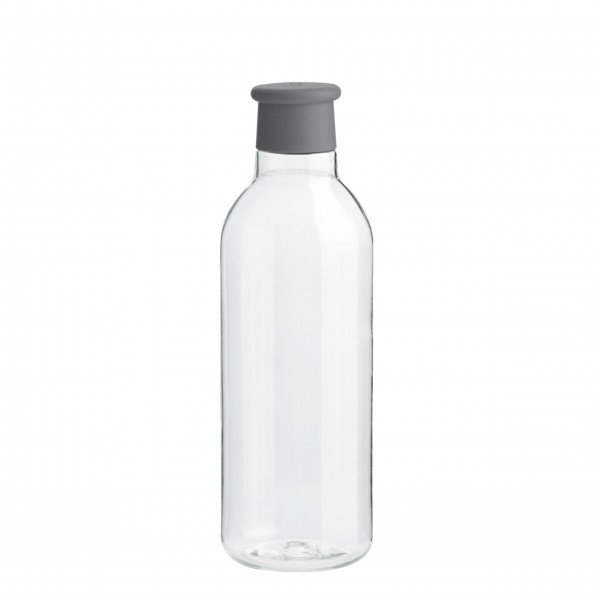 "Stelton Wasserflasche ""Drink-it"" - 750 ml (Grau)"