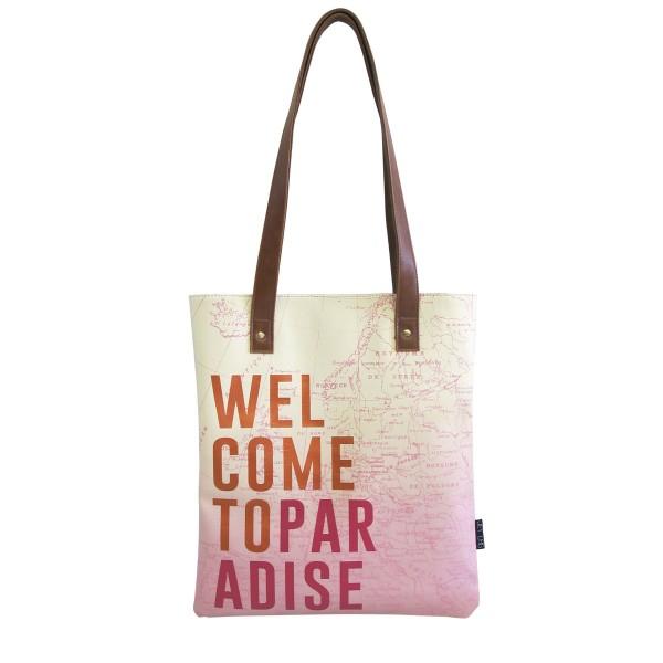 Cooler Shopper aus Kunstleder - von Disaster Designs