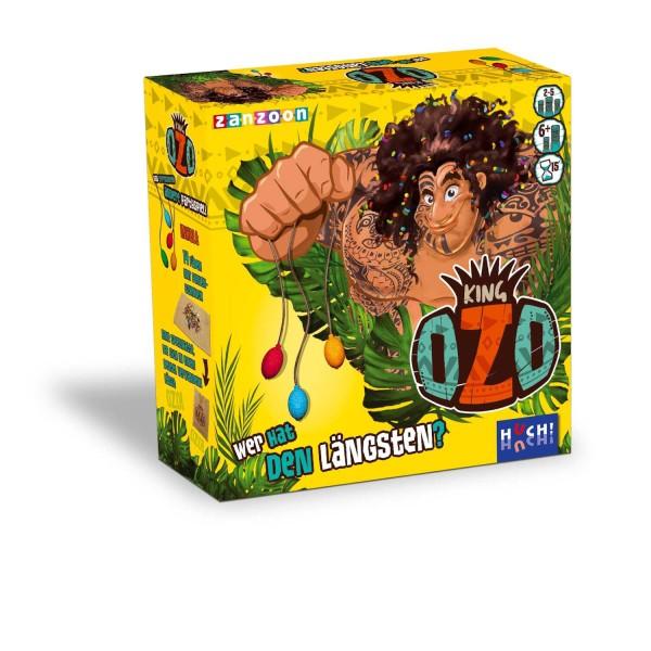 Gesellschaftsspiel King Ozo von HUCH!
