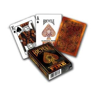 """Kartenspiel """"Fire"""" von Bicycle"""