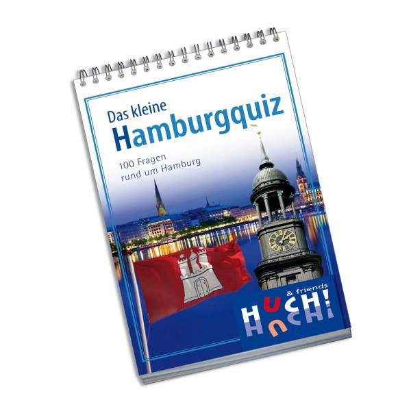 Quizspiel Das kleine Hamburgquiz von HUCH!