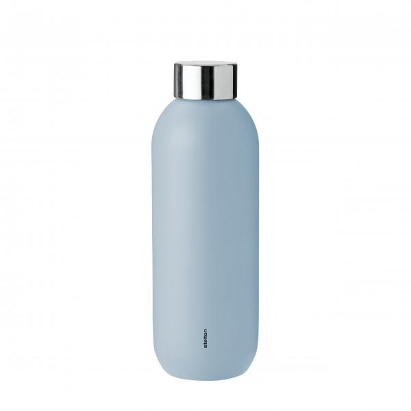 "Stelton Trinkflasche ""Keep Cool"" - 600 ml (Cloud)"