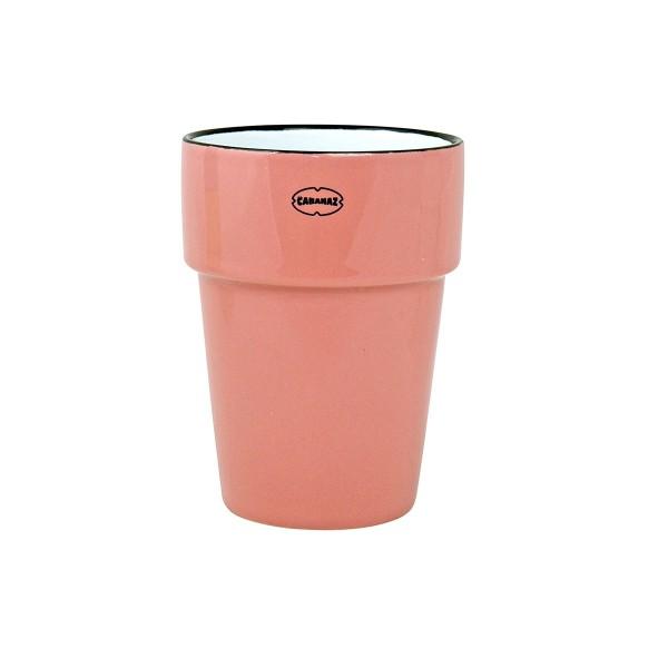 Hübscher Kaffeebecher aus hochwertiger Keramik