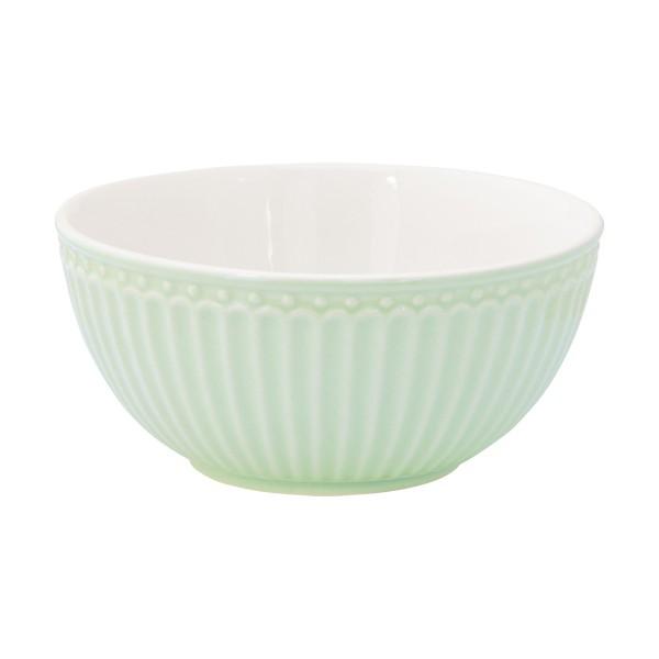Pastellgrüne Schale von GreenGate