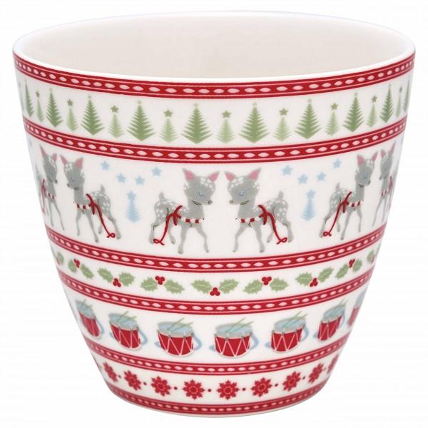 """Weihnachts-Latte Cup von GreenGate: """"Bambi"""""""