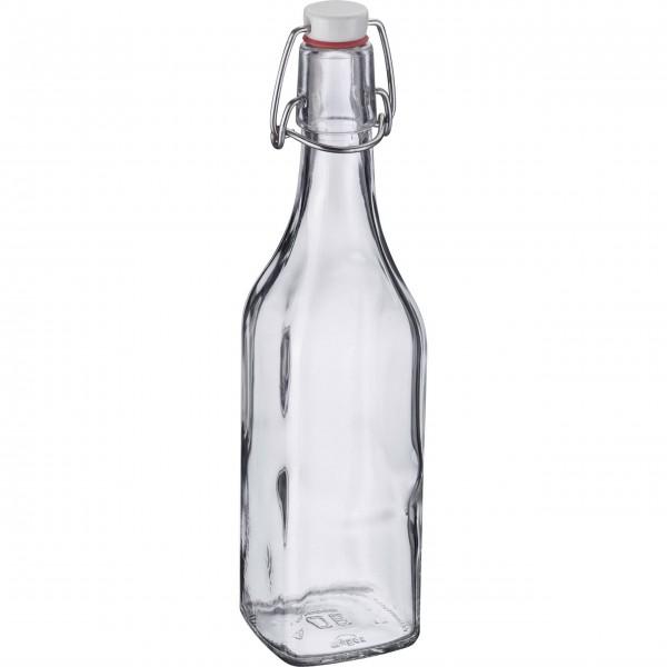 Westmark Bügelverschlussflasche mit Anhänger - 500 ml