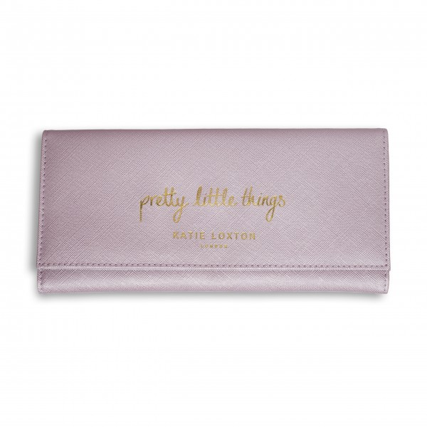 "Schmuckrolle ""Pretty little Things"" (metallic pink) von KATIE LOXTON"