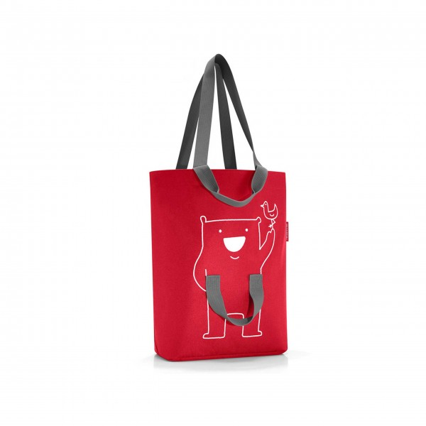 Coole Einkaufstasche mit praktischem Tragegriff für Kids