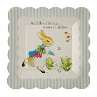 """Kleine Pappteller """"Peter Rabbit"""" von Meri Meri"""