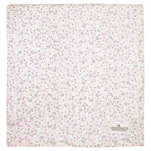 "GreenGate Tischdecke ""Ginny"" (White) - 145x250cm"