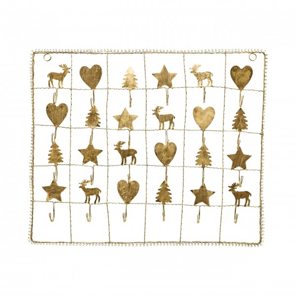 GreenGate Adventskalender (Gold)