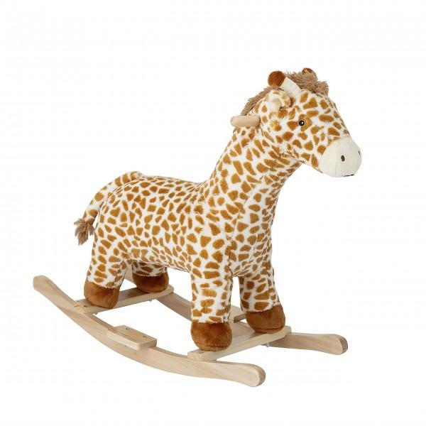 """Bloomingville Schaukelspielzeug """"Giraffe"""" (Mehrfarbig)"""