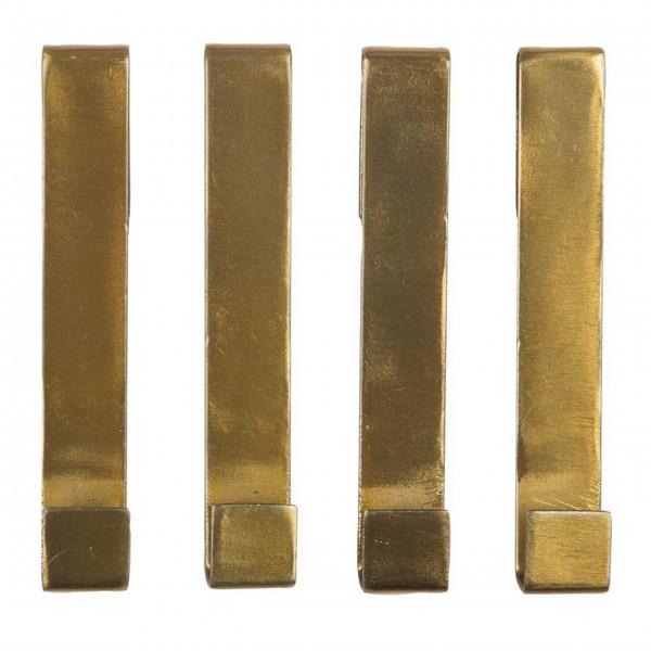 AU Maison Wandhaken aus Metall (gold)