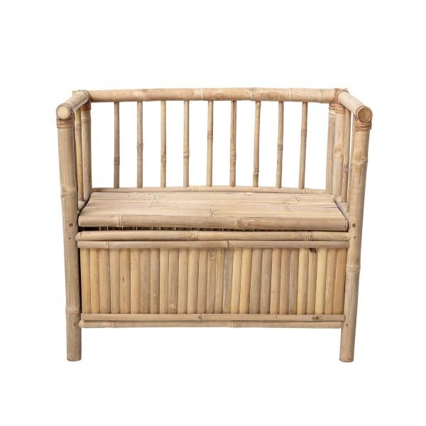 Bloomingville Sitzbank aus Bambus (Braun)